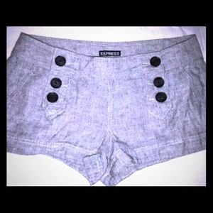 Express Shorts - Express sailor shorts